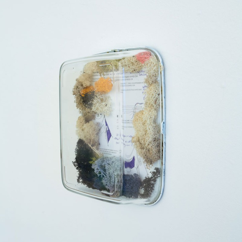 Sophie Gogl: StornoSophie Gogl, Without title, 2020 Mixed Media 24 x 21 x 4 cm © Verena Nagl