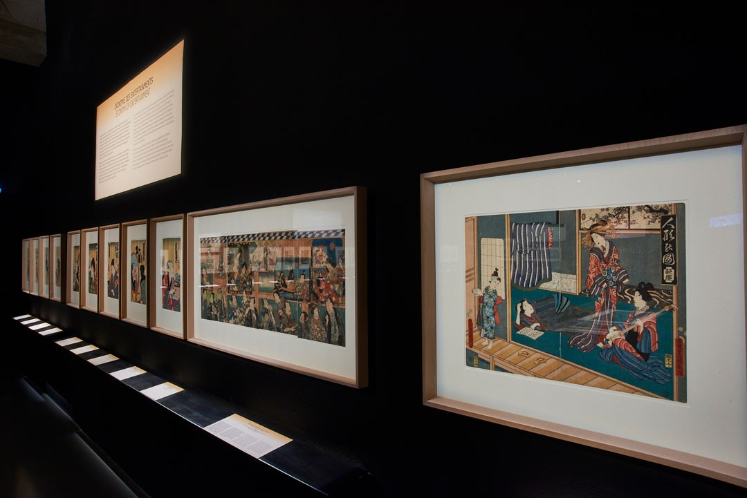 <BODY>MAK Exhibition View, 2019<br /><em>Kuniyoshi +: Design and Entertainment in Japanese Woodblock Prints</em><br />MAK DESIGN LAB<br />© MAK/Georg Mayer</BODY>