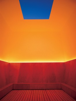 James Turrell, the other horizon, Skyspace