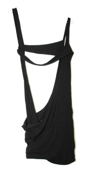 Helmut Lang: Asymmetric Strap Dress