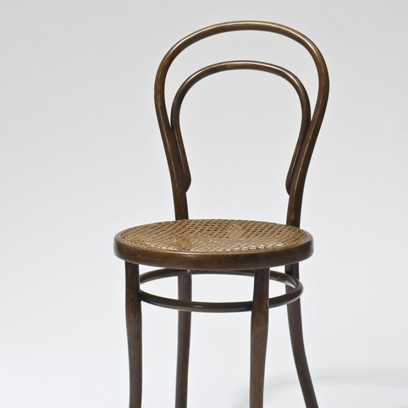 CANCELLED | MAK on TOUR to Bystřice (CZ)Gebrüder Thonet, Chair, Model N0. 14, Vienna, 1859 (Execution: 1890–1918) © MAK/Georg Mayer