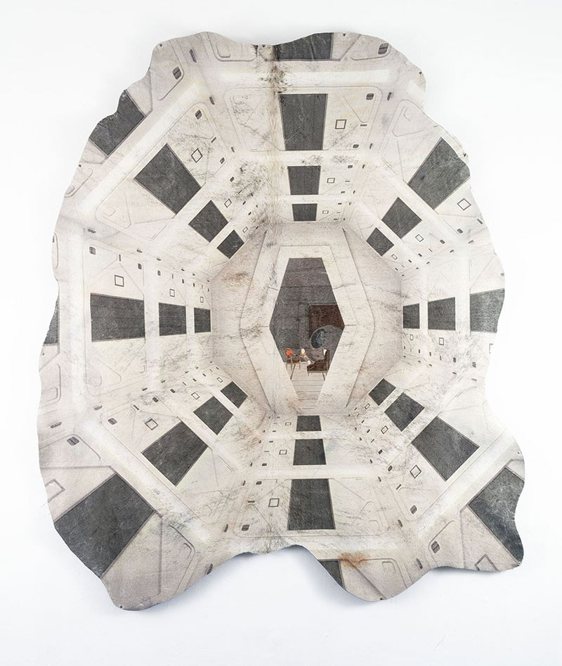 <BODY>Sarah Ancelle Schönfeld, Shamanistic Travel Equipment/Coat I</BODY>