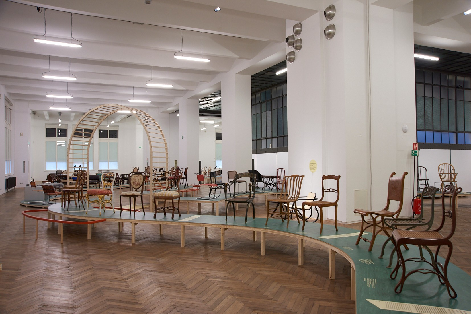 <BODY><div>MAK Exhibition View, 2019</div><div>BENTWOOD AND BEYOND</div><div>Thonet and Modern Furniture Design</div><div>MAK Exhibition Hall</div><div>© MAK/Georg Mayer</div></BODY>