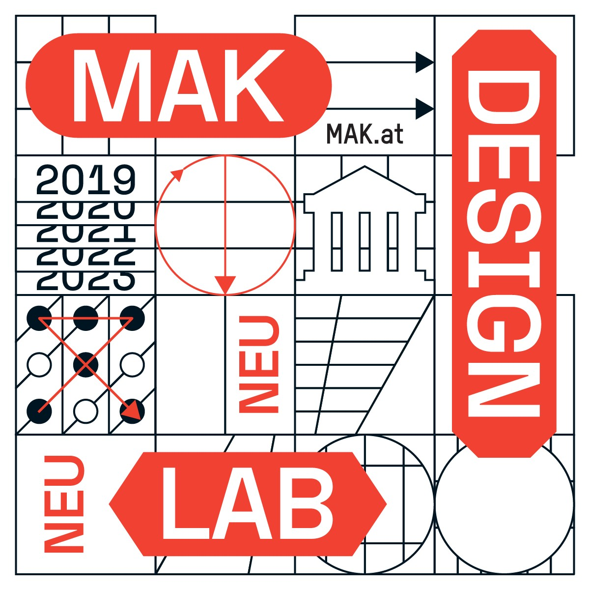 <BODY>MAK DESIGN LAB, Kommunikations- und Interaktionsdesign: LWZ, Wien</BODY>
