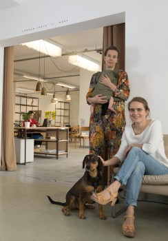 StadtFabrik: Demonstratoren in der Stadt. Paradocks – Das Packhaus, Space Enabler, (Margot Beerenberg und Veronika Kovacsova)