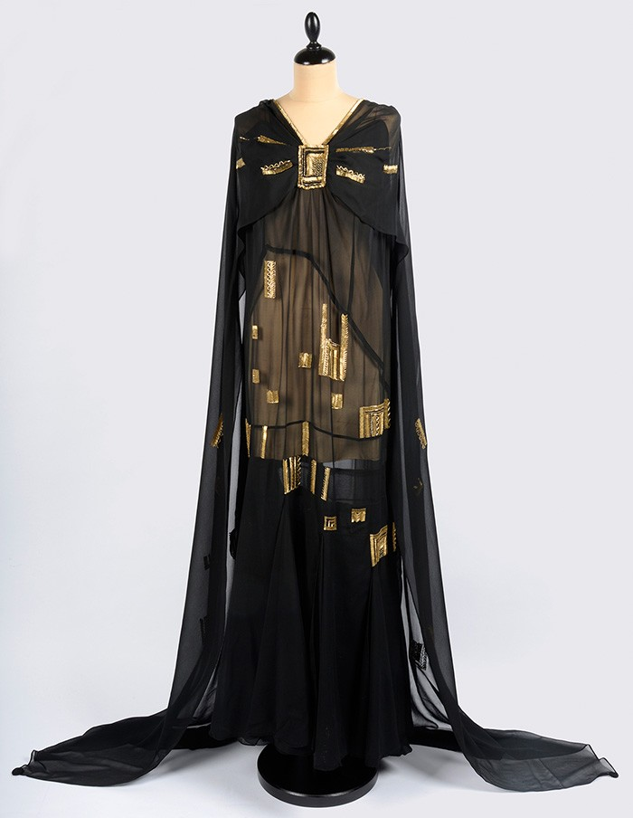 <BODY>Eduard Josef Wimmer-Wisgrill, Evening Gown</BODY>