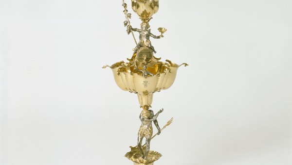 Melchior I. Gelb: Table Fountain