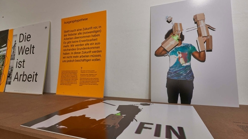 Ausstellungsansicht, MAK FUTURE LAB for Citizen Science