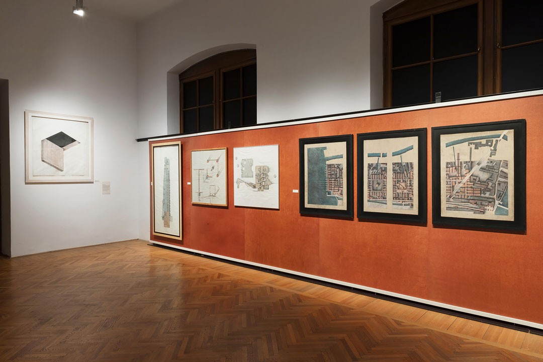 <BODY><div>MAK Exhibition View, 2020</div><div>RAIMUND ABRAHAM: Angles and Angels. Drawings Models Prototypes</div><div>MAK Works on Paper Room</div><div>© Aslan Kudrnofsky/MAK</div></BODY>