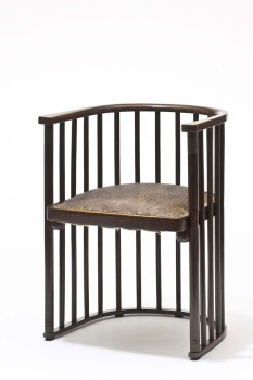 Josef Hoffmann, Armchair, Model No. 729/F, Vienna, ca. 1907© MAK/Georg Mayer