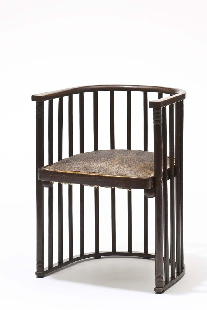 <BODY>Josef Hoffmann, Armchair, Model No. 729/F, Vienna, ca. 1907<br />© MAK/Georg Mayer<br /></BODY>