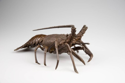 Languste (Ise-ebi), Japan, 1701-1900, Bronze, MAK, OR 3687 © MAK
