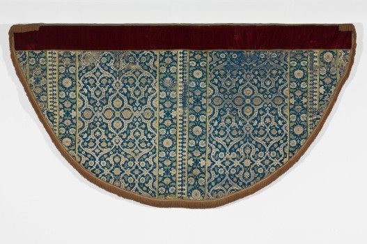 Muhammed Dschan: COPE of signed safavid silk