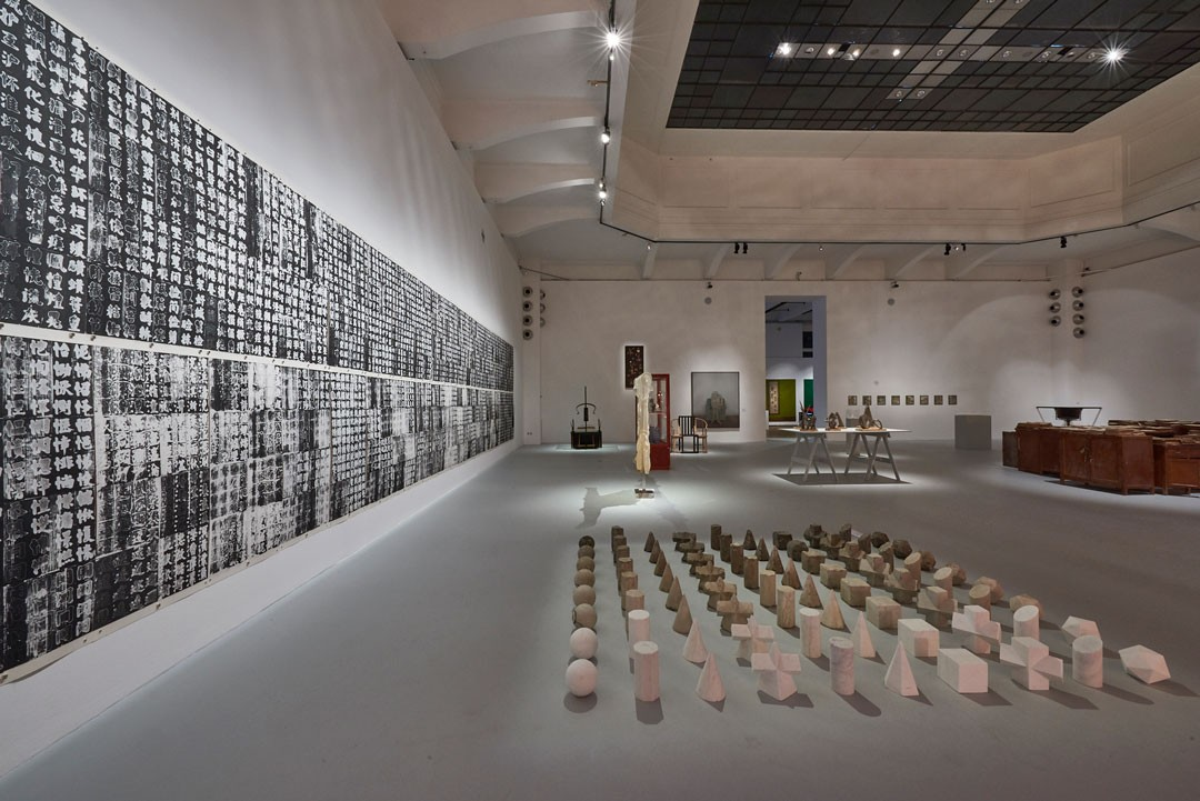 <BODY>MAK Exhibition View, 2019<br /><em>CHINESE WHISPERS: Recent Art from the Sigg Collection</em><br />MAK Exhibition Hall<br />© MAK/Georg Mayer</BODY>