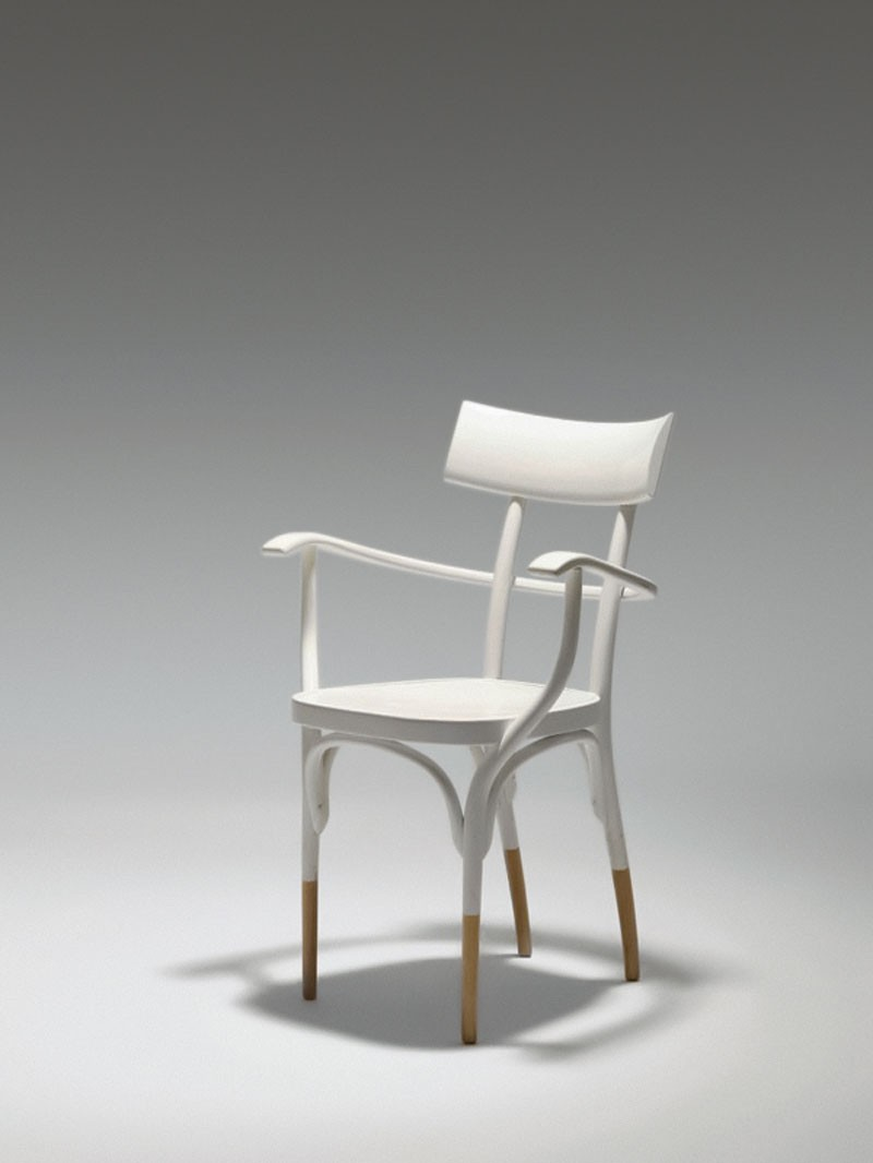 <BODY>Hermann Czech, Chair for the MAK restaurant, Vienna, 1993<br />© MAK/Georg Mayer</BODY>